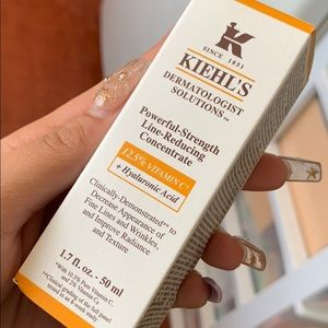 Kiehl's Line Reducing Concentrate